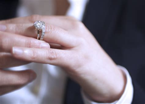poll women do you take off your engagement or wedding rings to advance your career pricescope