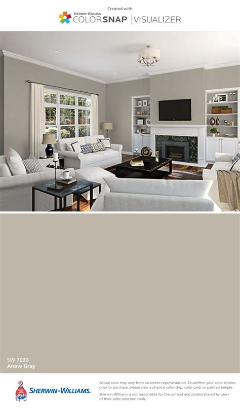Paint Behr Cotton Grey  Paint Selector  Glidden Room