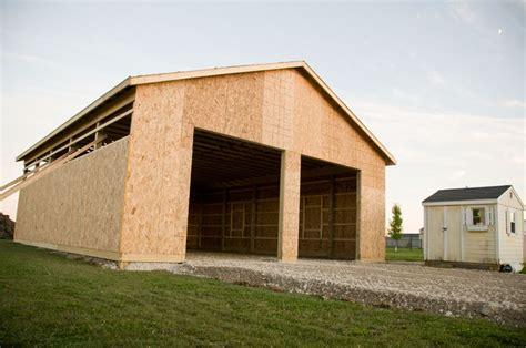 40x60 pole barn plans 5 x 3 pole barn builders evansville indiana