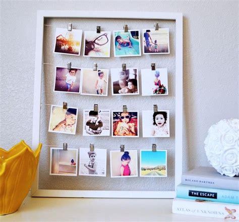 pele mele chambre garcon pêle mêle photos à faire soi même un cadeau personnalisé