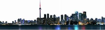 Skyline Toronto Transparent Clipart Purepng Cc0 Silhouette