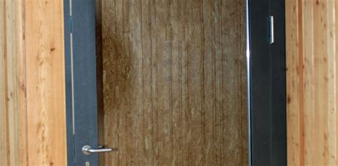 porte d entrée en metal tschopp porte d entr 233 e en bois m 233 tal