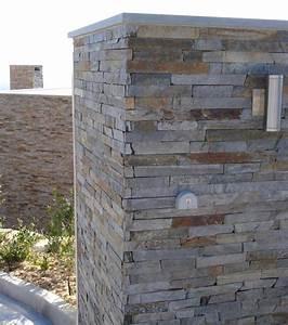Parement Pierre Extérieure : plaquette de parement naturel et pierre s che ~ Melissatoandfro.com Idées de Décoration