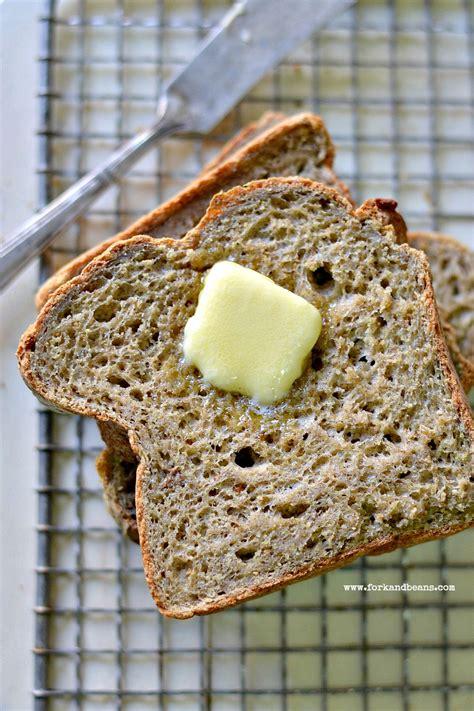 Gluten Free Vegan Bread  Fork And Beans