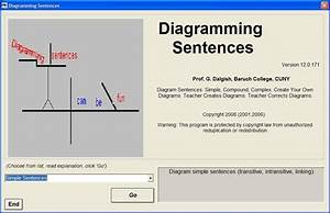 Sentence Diagramming App Android