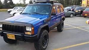 Jeep Cherokee 1994 Colombia La Mejor Azul
