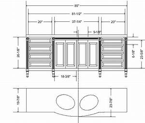 dave39s workshop bathroom vanity construction details plan With bathroom construction plans