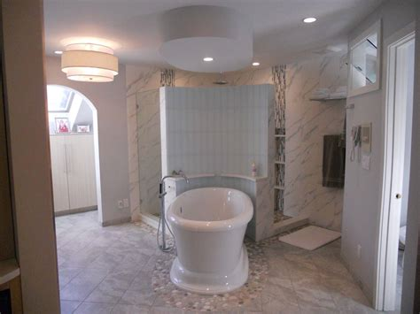 rochester bathroom remodeling team compares the benefits