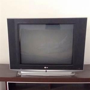 Tv Televis U00e3o Televisor Crt Tubo 29 Polegadas Slim Lg