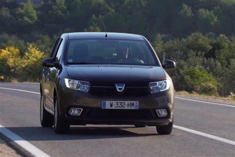 Dacia Sandero Al Volante Primeras Impresiones Al Volante Nuevo Dacia Sandero