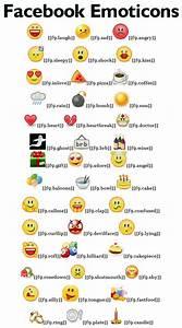 facebook emoticons | Texting symbols | Pinterest | Instant ...