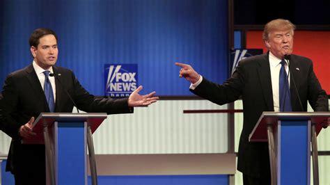 Republican Rivals Pile On Trump In