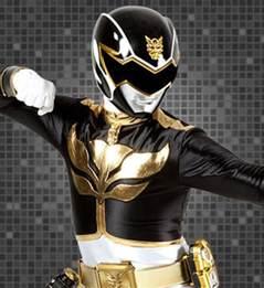 Black Power Ranger Megaforce