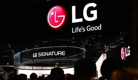 LG เผยผลประกอบการประจำไตรมาสแรก ปี 2560 ด้วยยอดขายเพิ่มสูง ...