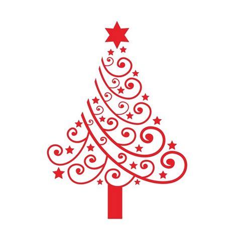 small christmas tree stickers fun for christmas