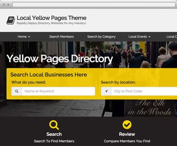 Pages yellows the huns experience-ccra-in.ctb.com :