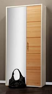 Dielenschrank Weiß Mit Spiegel : lago dielenschrank mit spiegel dielenpaneel garderobe diele kernbuche wei ebay ~ Bigdaddyawards.com Haus und Dekorationen