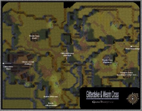 dungeon siege maps disciples realm