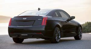 cadillac launches black chrome package  ats cts