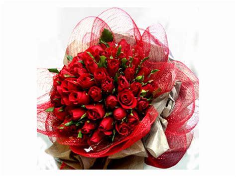 gambar bunga valentine mawar  tangkai toko bunga rawa