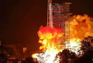 China's Chang'e-4 Launches on Mission to the Moon's Far ...