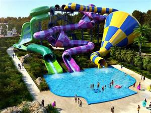 Wet'n'Wild Water World   Series 'The greatest and fanciest ...