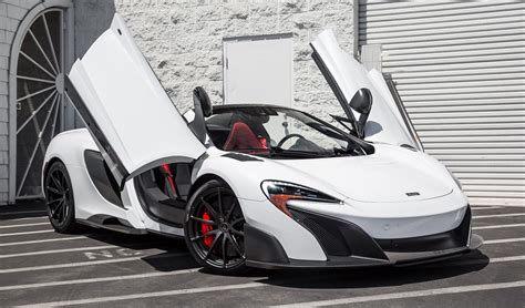 carbon fiber loaded  mclaren lt spider  sale