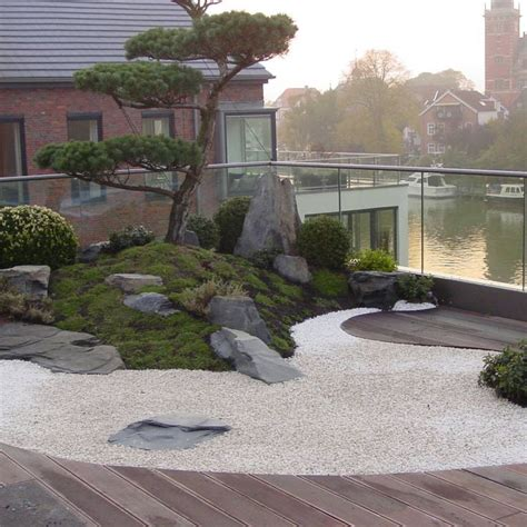 Japanischer Garten Balkon by 360 Best Balcony Terrace Zen Images On