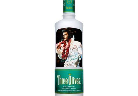elvis drink vodka marketwatch