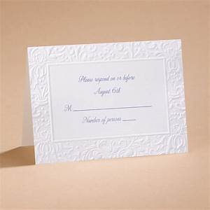 ties that bind response card and envelope invitations by With wedding invitation response card envelope size