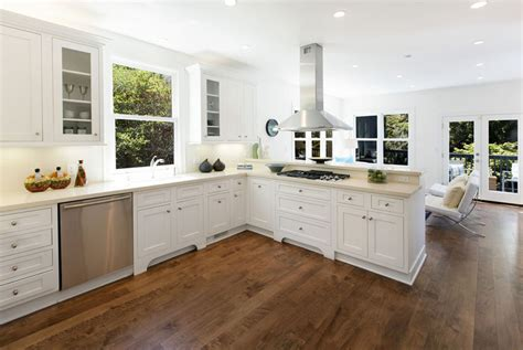 birch kitchen cabinets pros and cons hardwood floors in the kitchen pros and cons designing