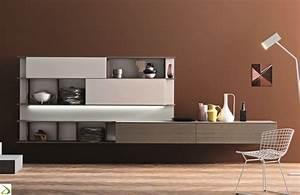 Mobile soggiorno sospeso Ellex Arredo Design Online