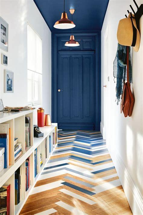 peinture couloir idees de couleurs deco maison maison