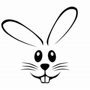 Bunny Face - ClipArt Best