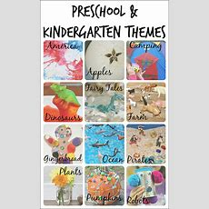 Important Things You Need To Know About Preschool Themes Funaday