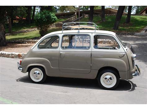 Fiat Multipla For Sale by 1959 Fiat Multipla For Sale Classiccars Cc 1144631