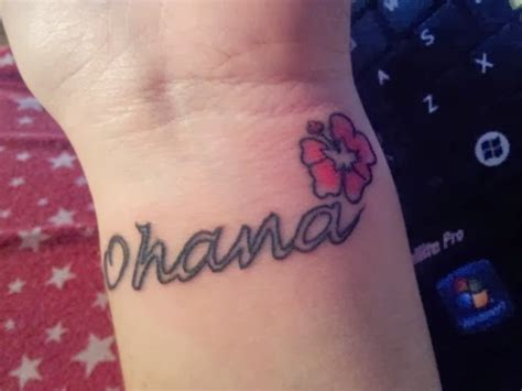ohana tattoo designs ideas  meaning tattoos