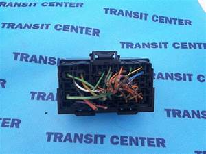Fuse Box Dashboard Ford Transit 2000