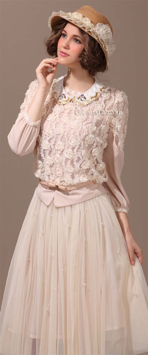 Fashion gallery with amazing pics with Classic Fashion Style for Women with Vintage clothing ...