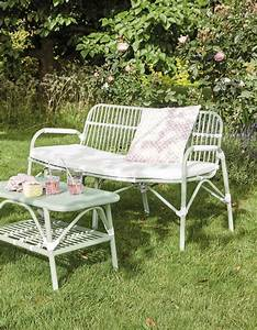 Canapé Jardin Pas Cher : salon de jardin pas cher notre s lection de meubles ~ Premium-room.com Idées de Décoration