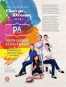 People's Association Youth Leaders Scholarship (For ...