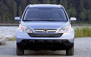 2007 Honda Cr-v - Information And Photos