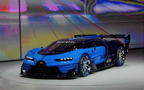 The King Is Back! Bugatti Chiron To Get 1500hp, V16 Engine