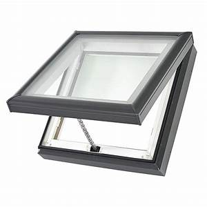 Velux Venting Tempered Skylight  Actual  51 375