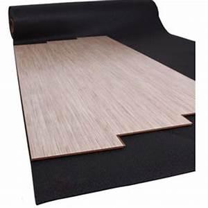 Sous Couche Parquet Castorama : acheter sous couche verte rouleau compatible chauffage au sol ~ Melissatoandfro.com Idées de Décoration