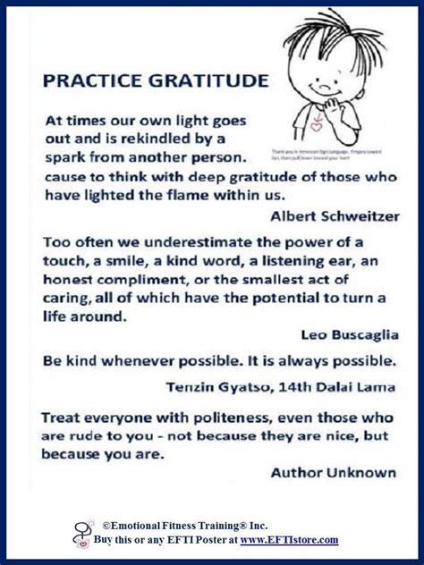 Practice Gratitude Quote