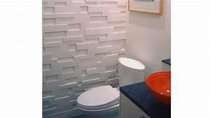 quoi faire avec nos restes de materiaux With salle de bain design avec stratifié décoratif
