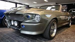 ELEANOR MUSTANG!! 1967 Ford Shelby GT500 Eleanor Convertible in detail - YouTube