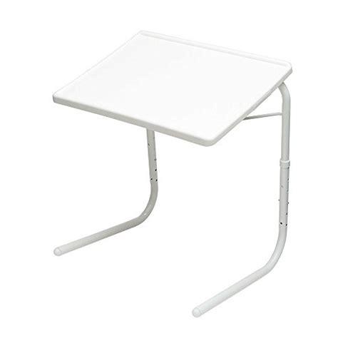 Table Mate II Folding TV Tray (White) Buy Online in UAE
