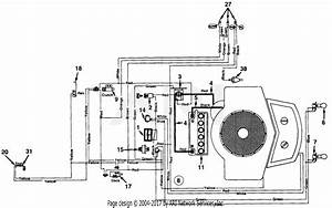 Mtd 145v834h401  1995  Parts Diagram For Electrical  Switches